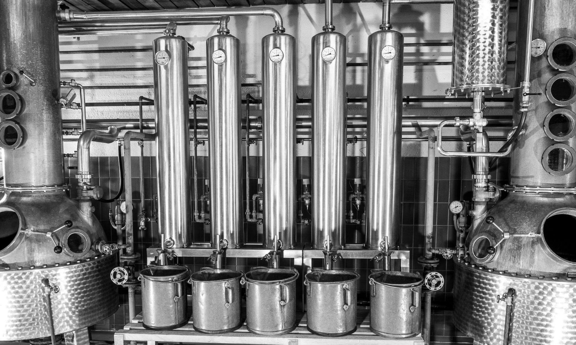 General Sutter Distillery